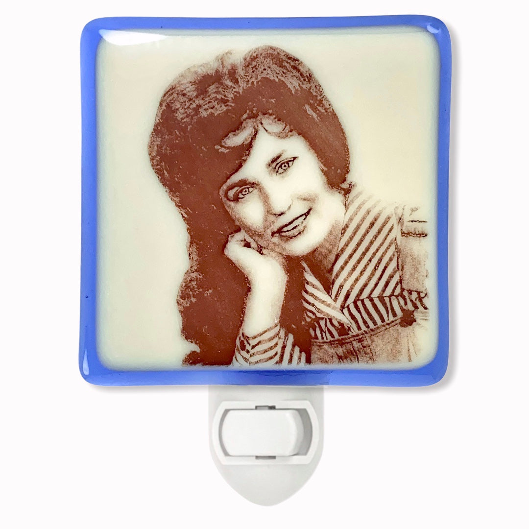 Loretta Lynn Night Light