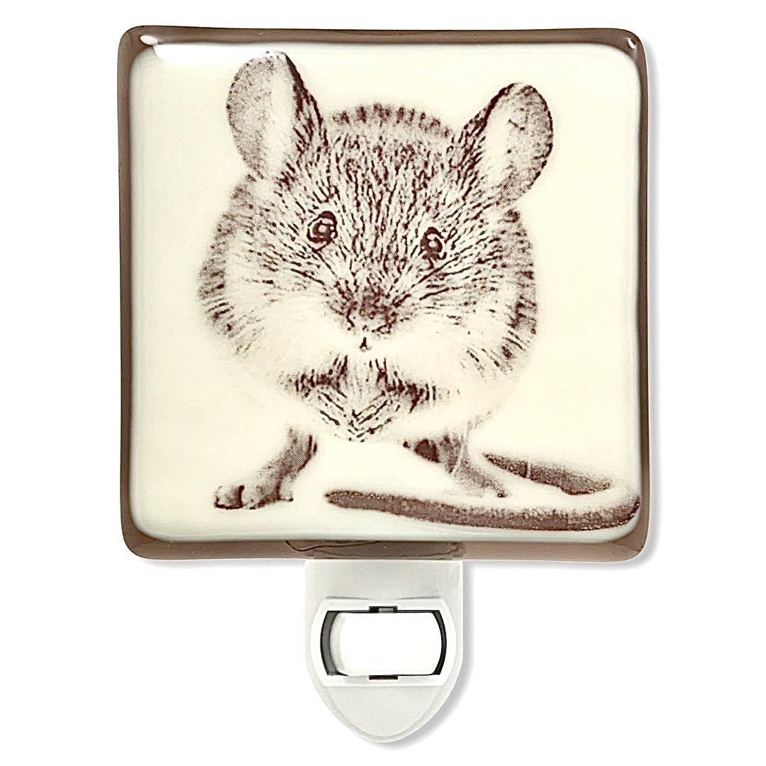 Little Brown Mouse Night Light