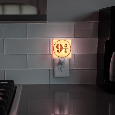 Harry Potter Platform 9 3/4 Night Light