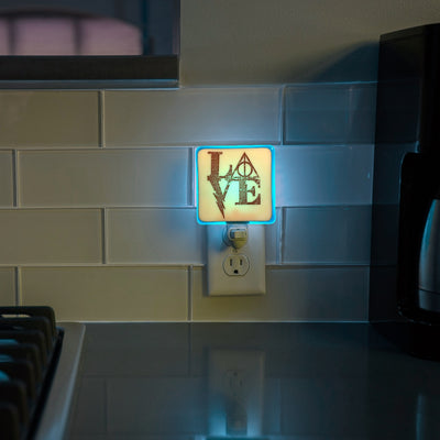 Harry Potter LOVE Night Light
