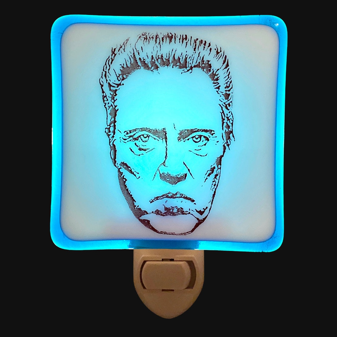Christopher Walken Night Light