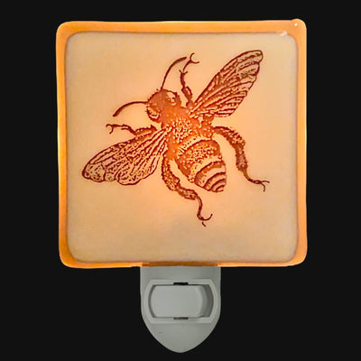 Honey Bee Night Light