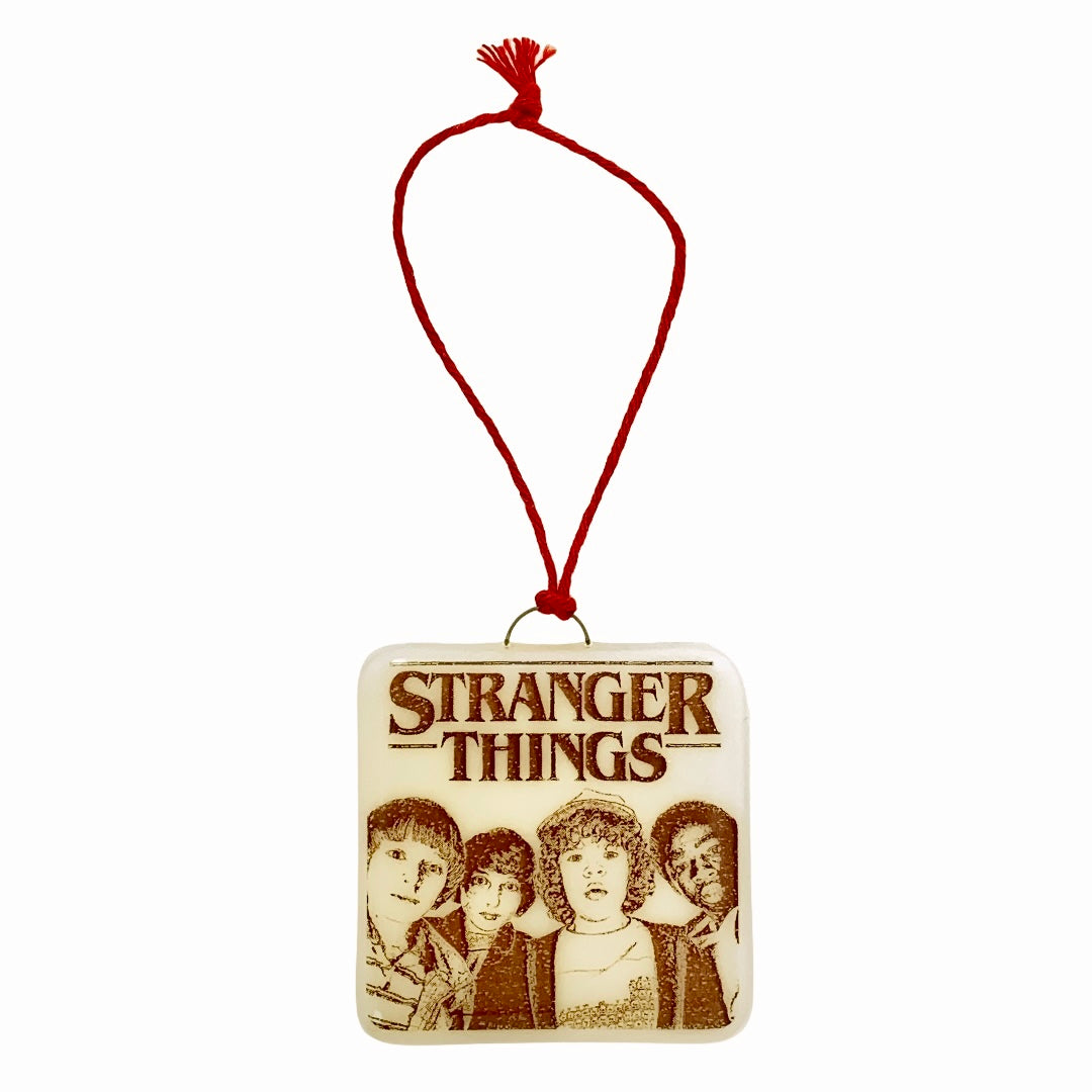 Stranger Things Ornament