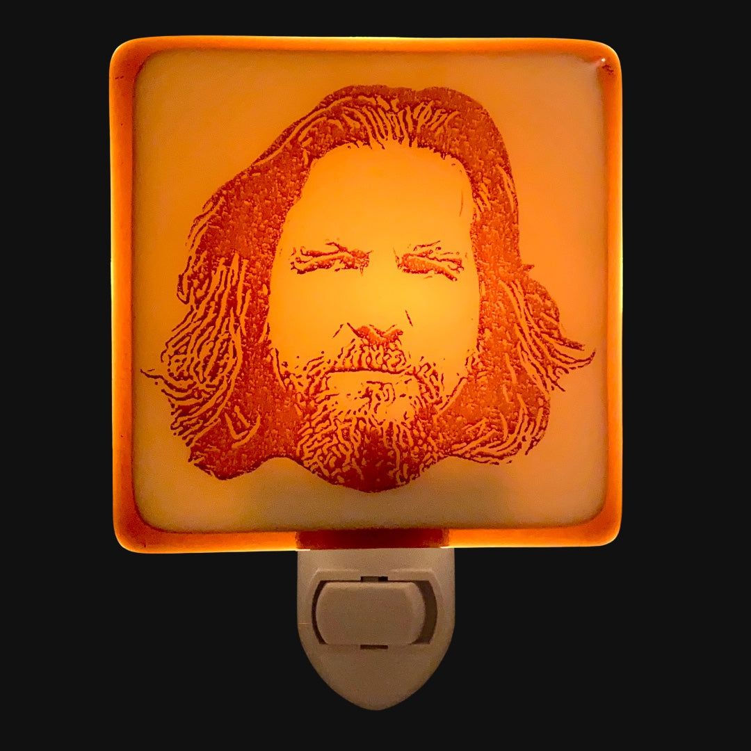 The Big Lebowski - The Dude Night Light