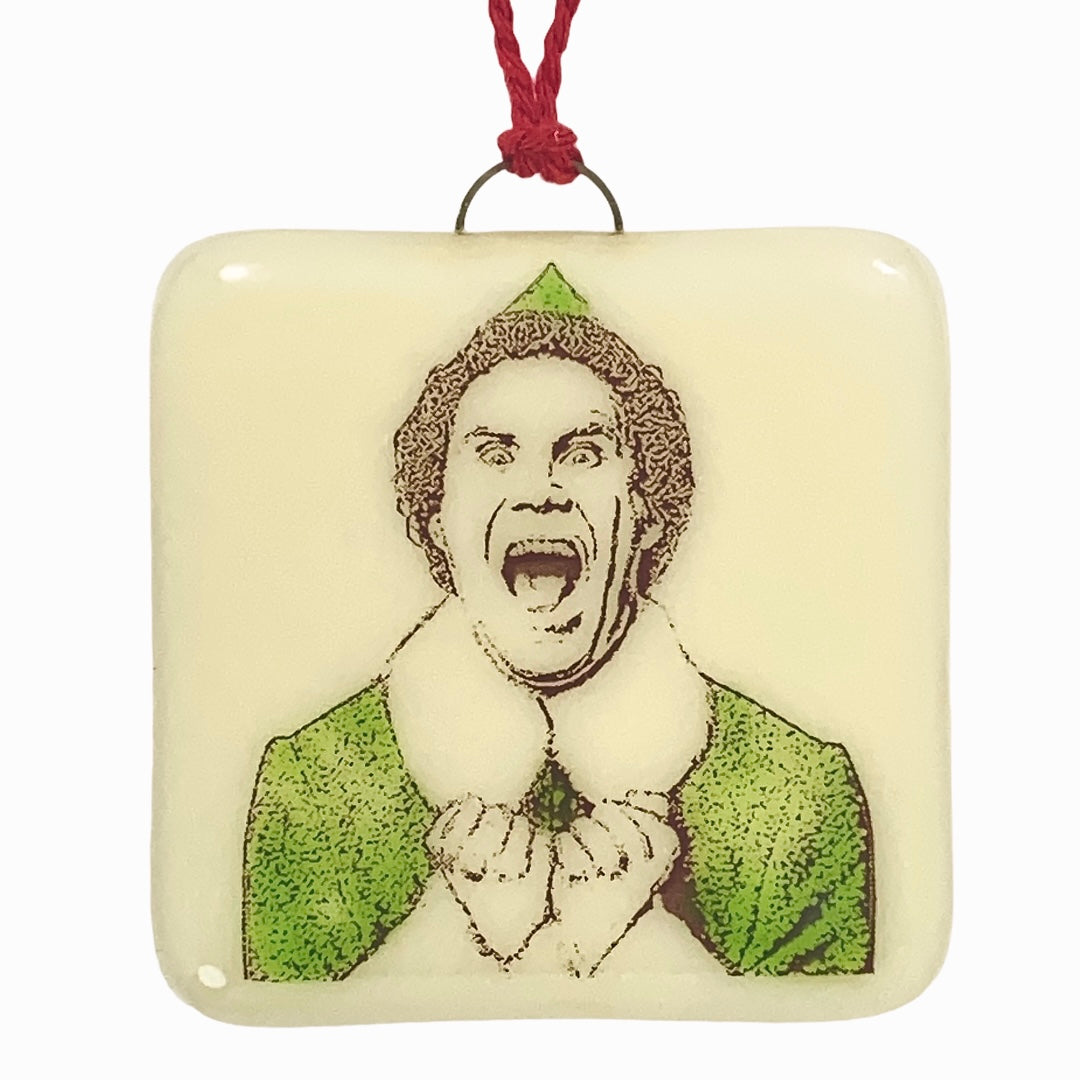 Buddy the Elf Ornament