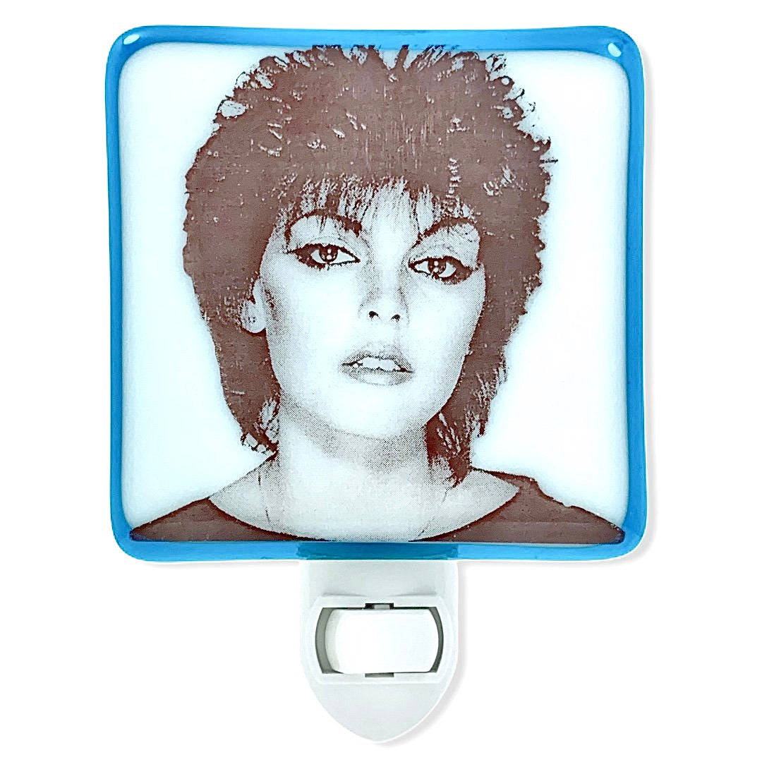 Pat Benatar Night Light