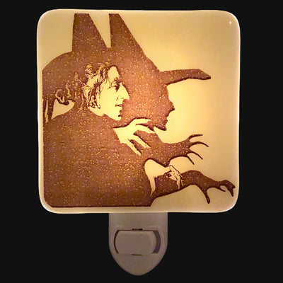 Wizard of Oz - Wicked Witch of the West Shadow Night Light