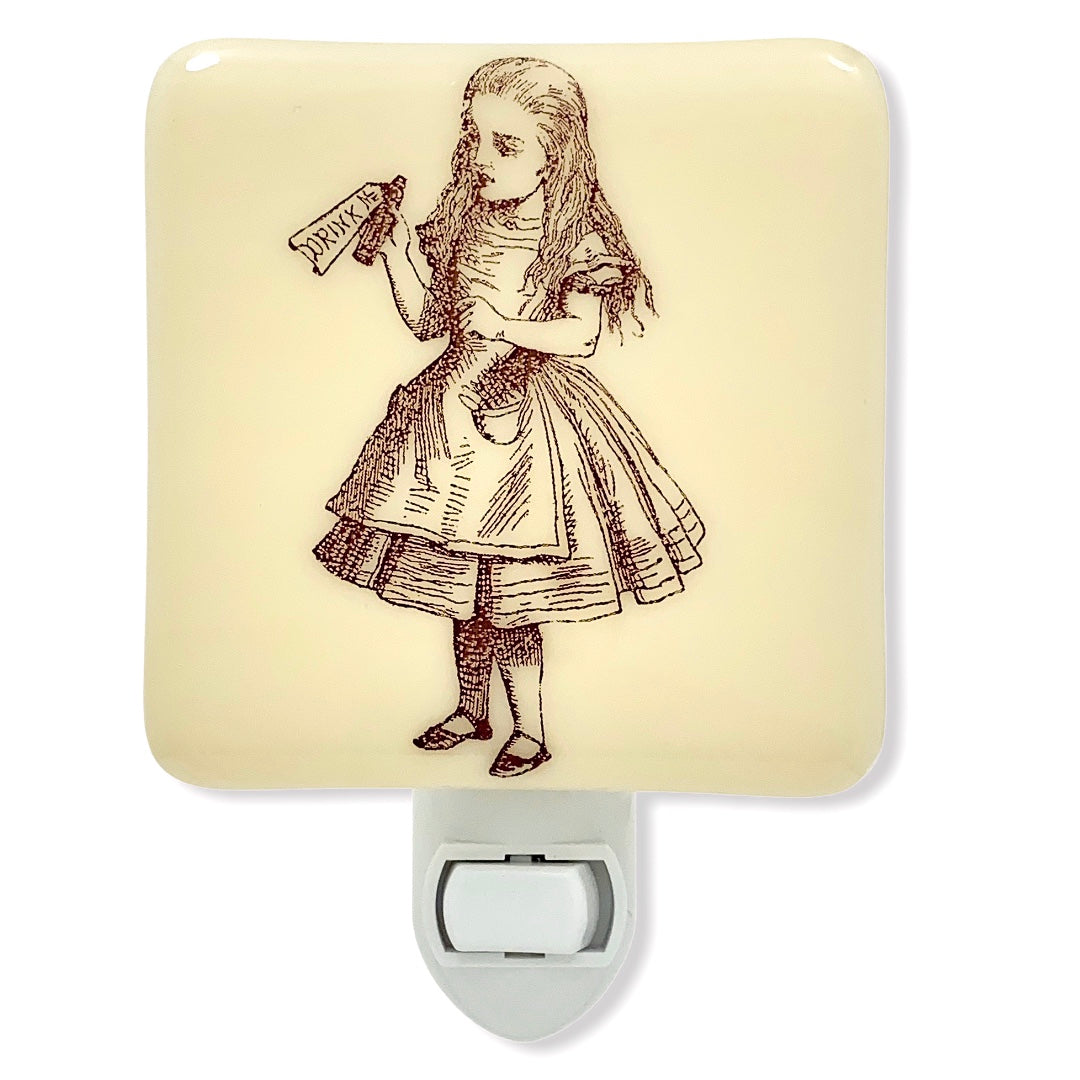 "Alice in Wonderland ""Drink Me"" Night Light"
