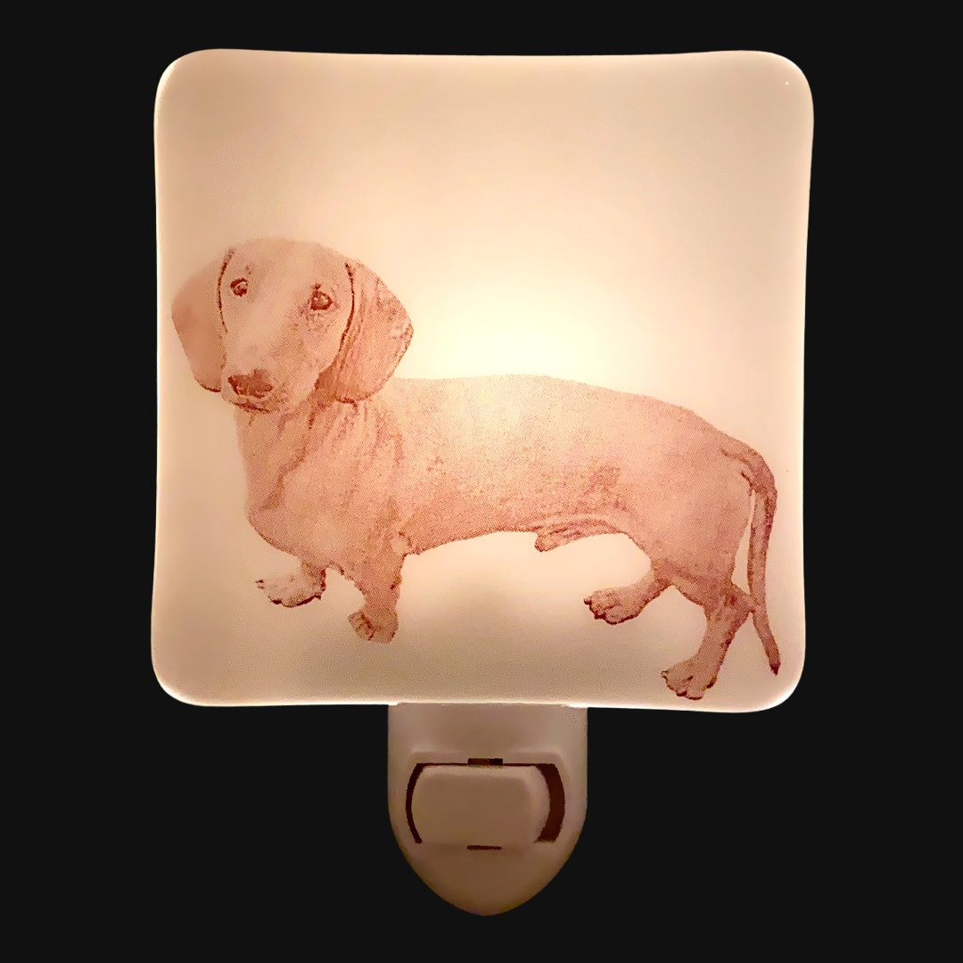 Dachshund Wiener Dog Night Light