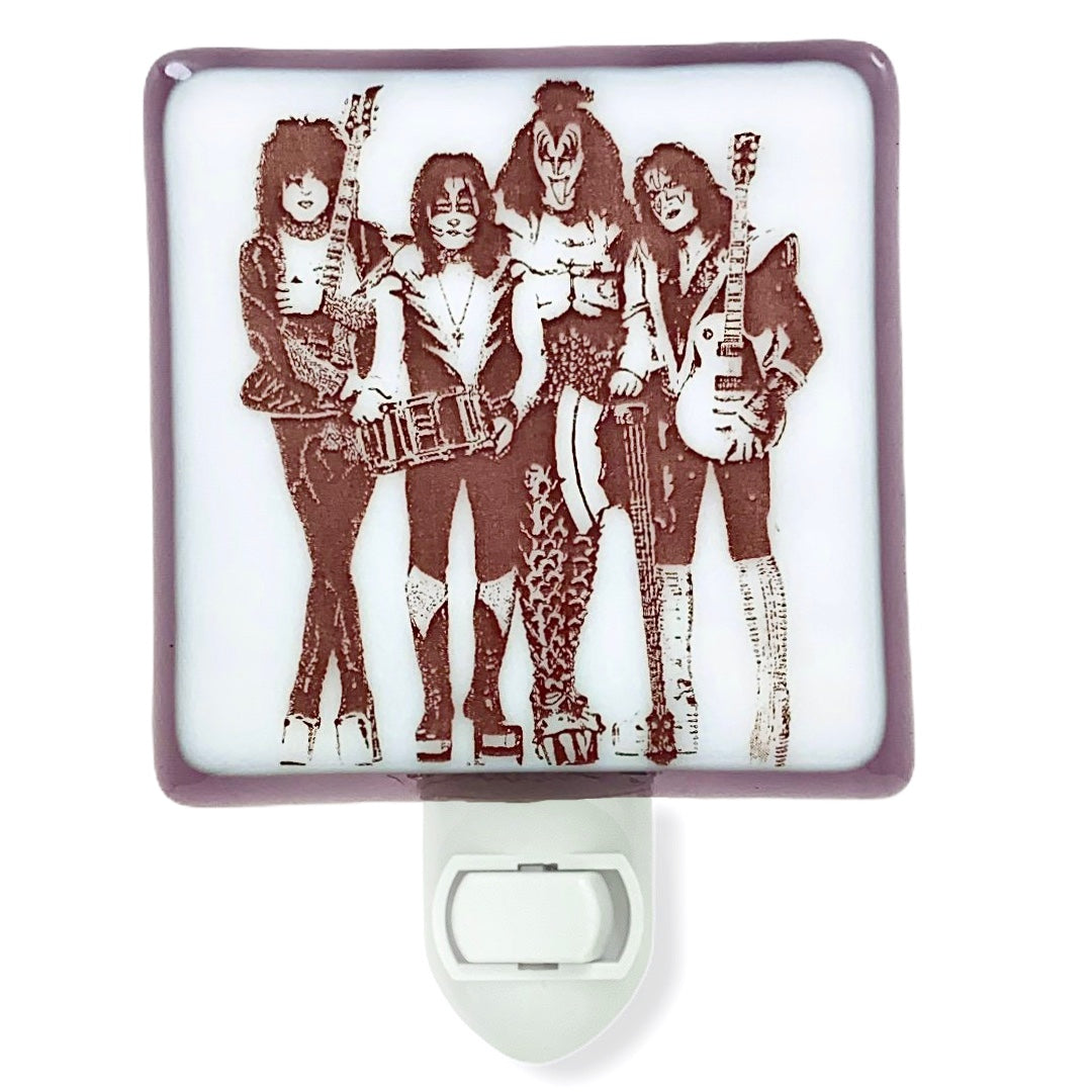 Kiss Night Light