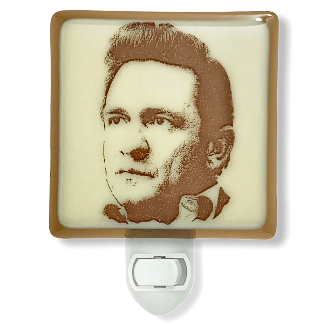 Johnny Cash Night Light