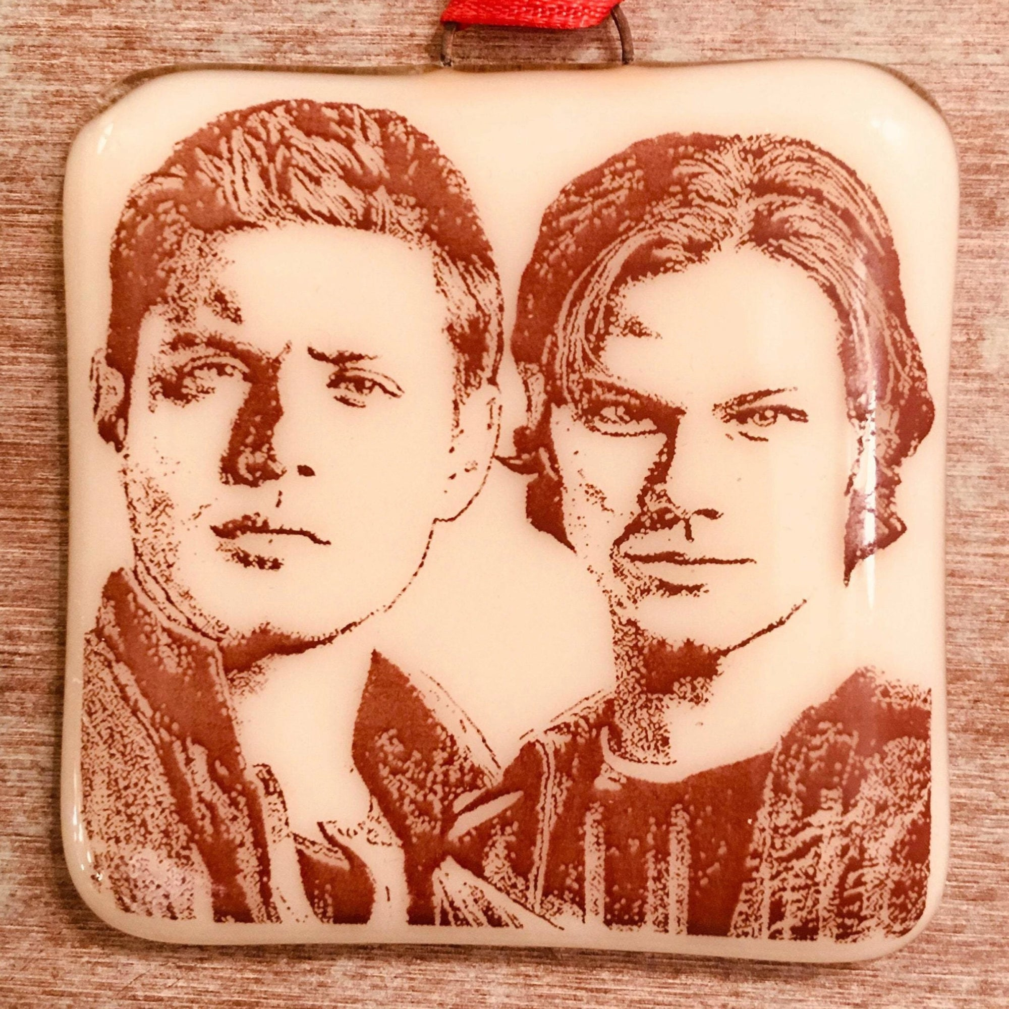 Supernatural - Sam and Dean Winchester Ornament