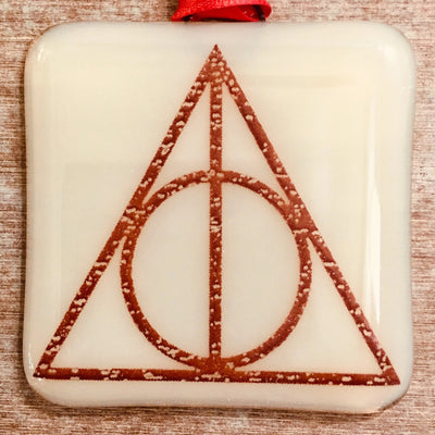 Harry Potter - Deathly Hallows Symbol Ornament