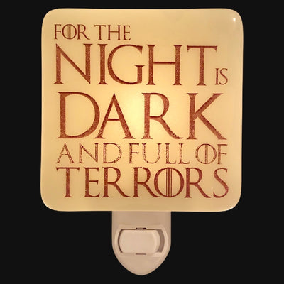 "Game of Thrones -  ""The Night Is Dark"" Night Light"