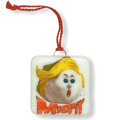Hermie the Misfit-Rudolph the Red Nosed Reindeer Ornament