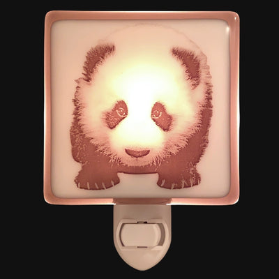 Panda Bear Baby Night Light