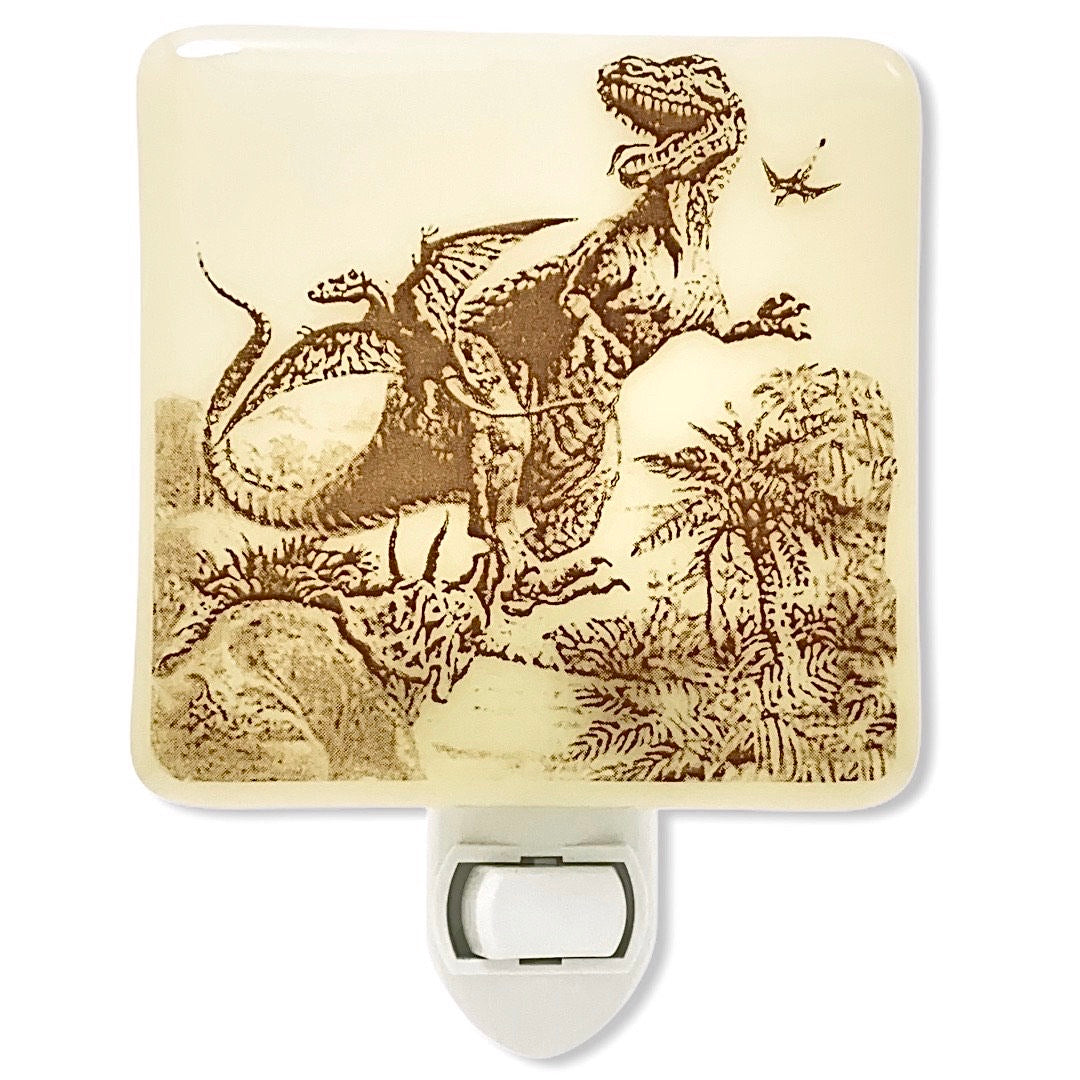 "Dinosaurs ""Jurassic Park"" Night Light"