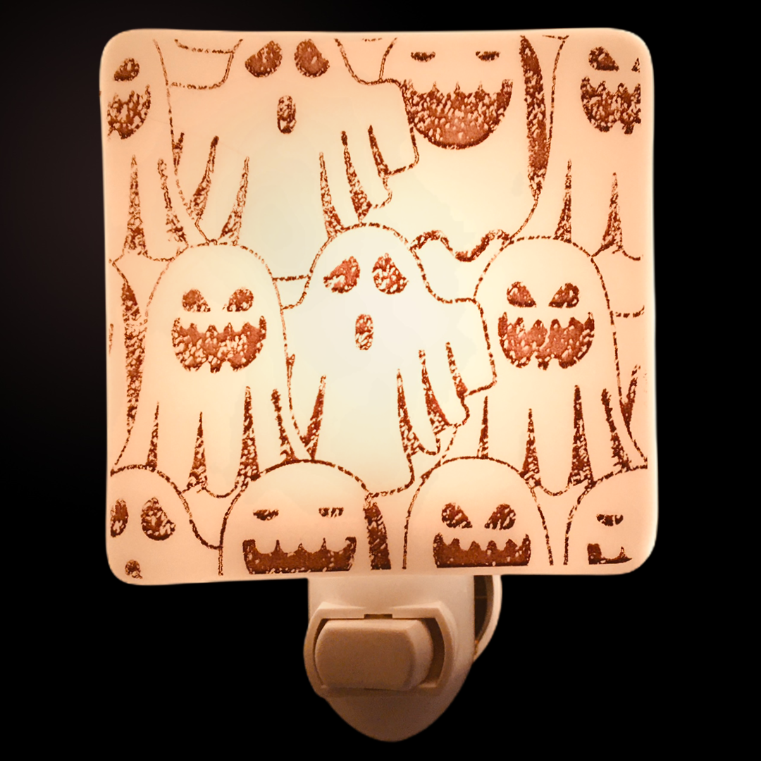 Ghost Gang Halloween Night Light