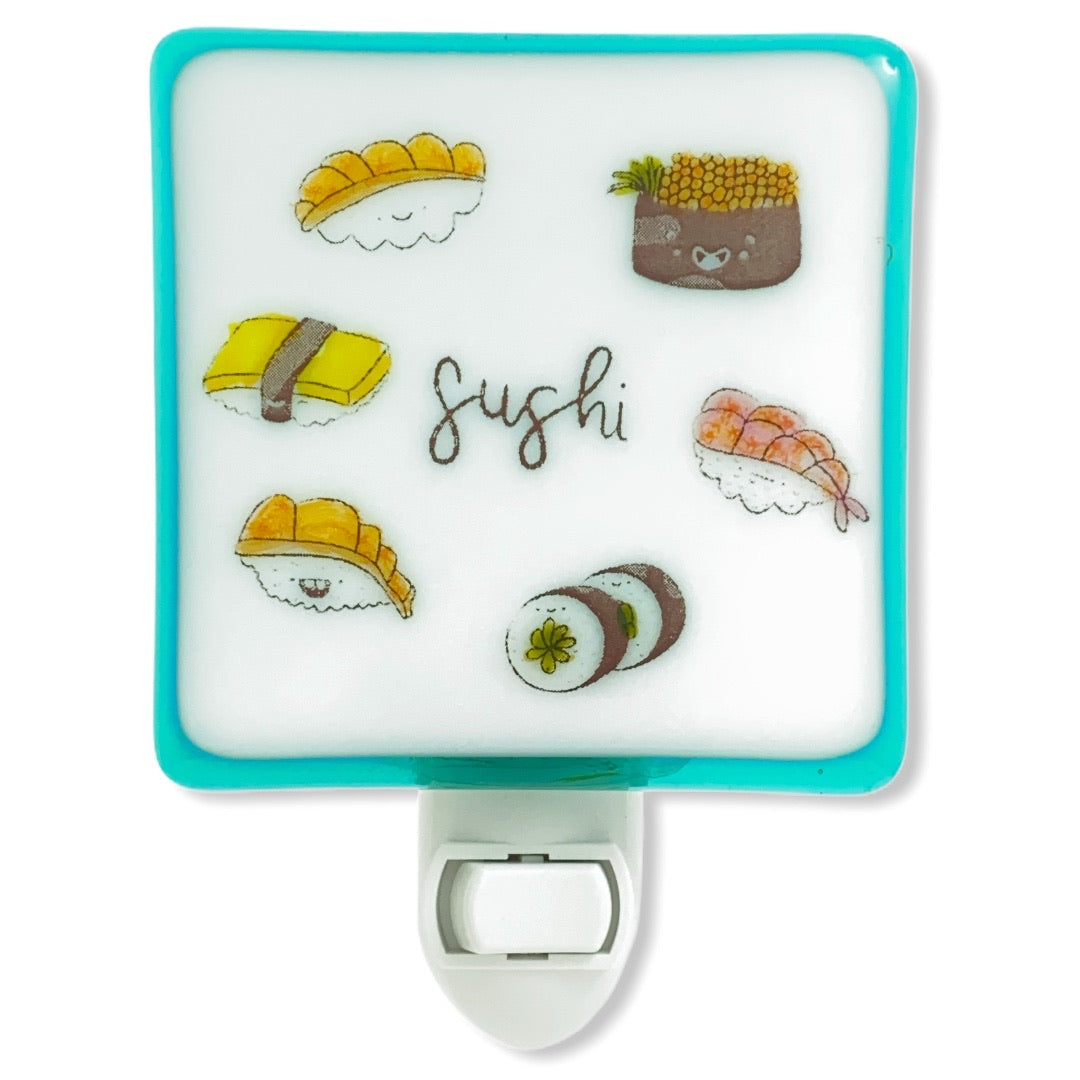 Sushi Circle Night Light