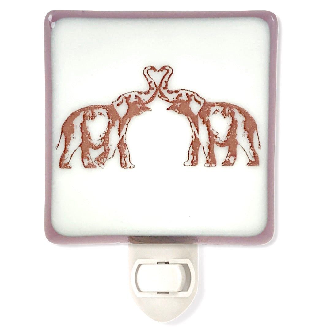 Elephants Heart Night Light