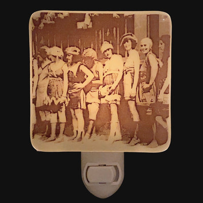 Vintage Bathing Beauties Night Light