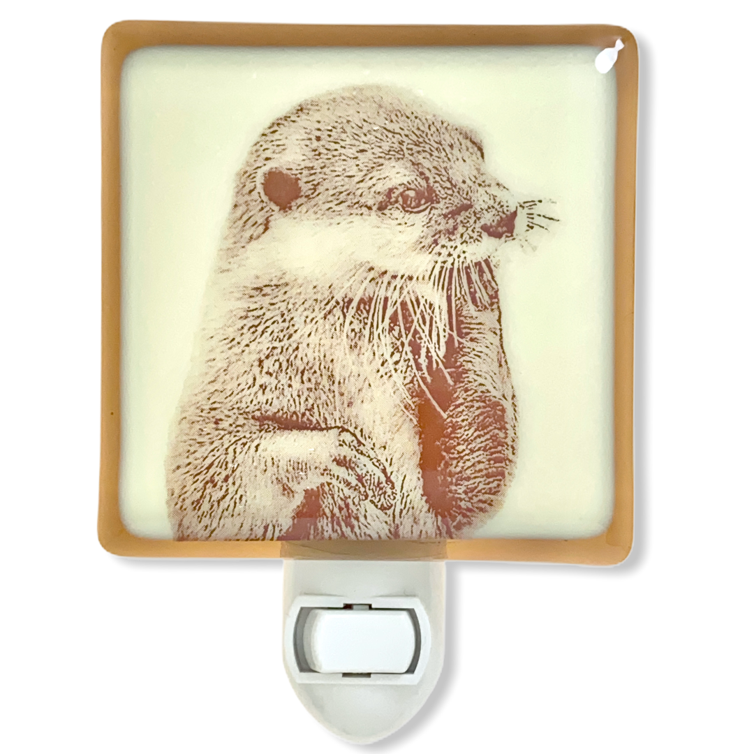 Otter Night Light
