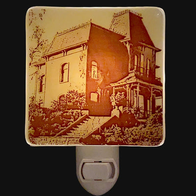 Psycho House Night Light