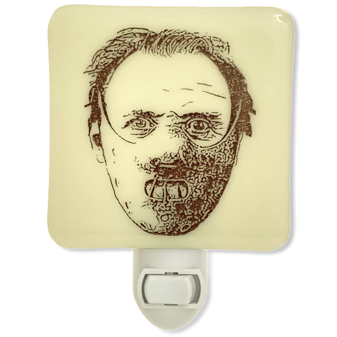 Silence of the Lambs - Hannibal Lecter Night Light