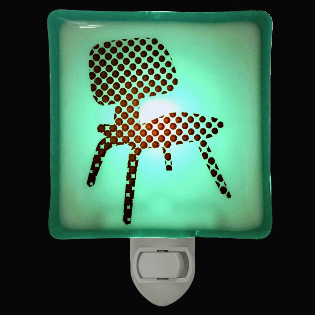 Eames Chair Night Light