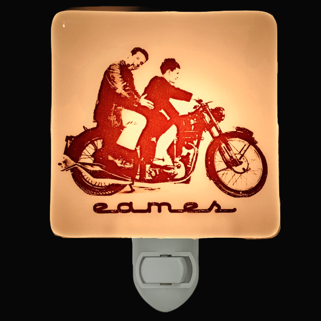 Ray and Charles Eames Night Light