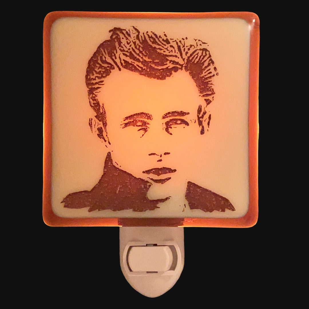 James Dean Night Light