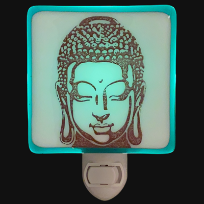 Buddha Head Night Light