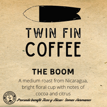 Load image into Gallery viewer, The Boom - Nicaragua - 12oz
