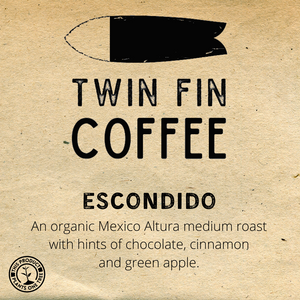 Escondido - Mexican Altura - 12oz