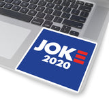 Joke 2020 Kiss-Cut Stickers
