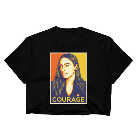 Courage Women's Crop Top