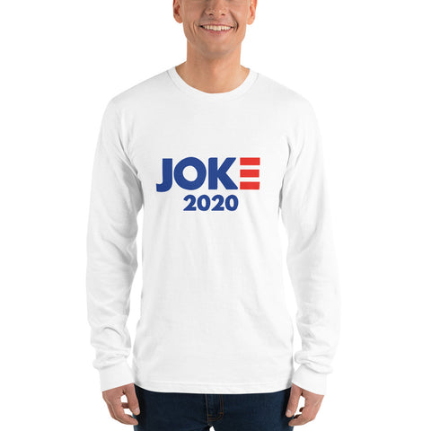 Joke 2020 Long sleeve t-shirt