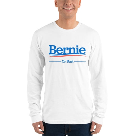 Bernie or Bust Long sleeve t-shirt