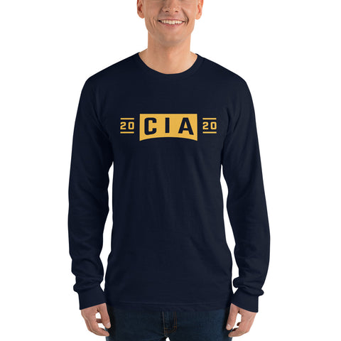 CIA 2020 Long sleeve t-shirt