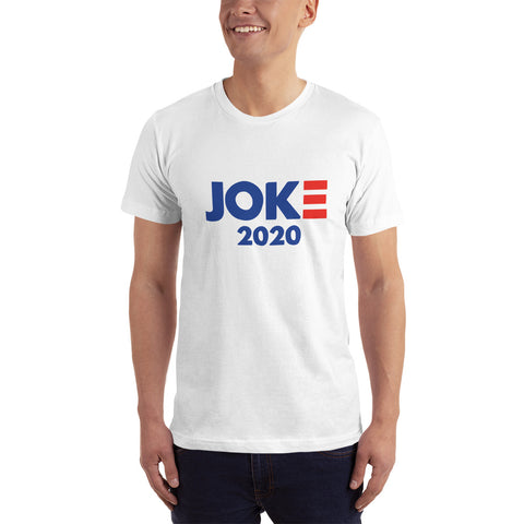 Joke 2020 Front & Back Design T-Shirt