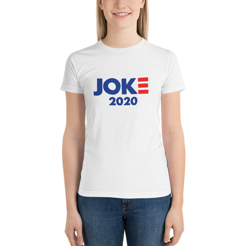 Joke 2020 Short sleeve women's t-shirt
