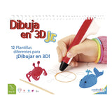 3D Maker Kit JR Rojo