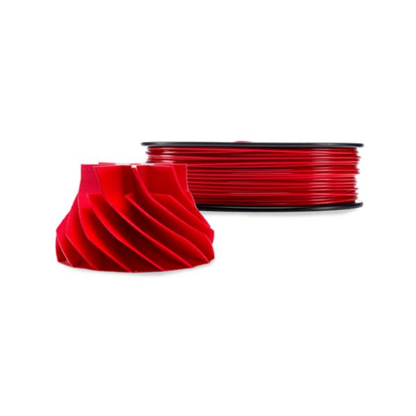 Filamento Ultimaker ABS M2560 Rojo 750GR/2.85mm