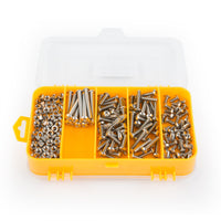 Hardware Pack (Nickel-Plated Screws)