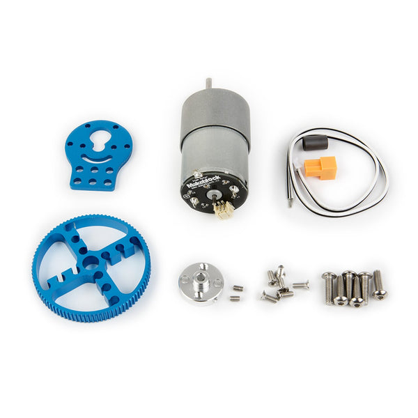 37mm DC Motor Pack-Blue _ Motores