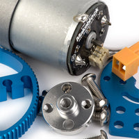 37mm DC Motor Pack-Blue