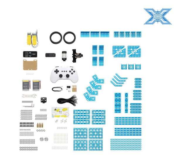 2020 MakeX Starter Smart Links Add-on Pack - Kits de robotica