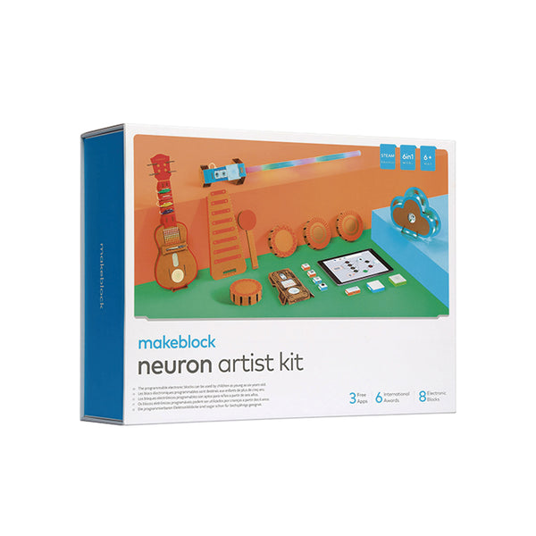 Neuron Artist Kit