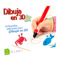3D Maker Kit JR Amarillo