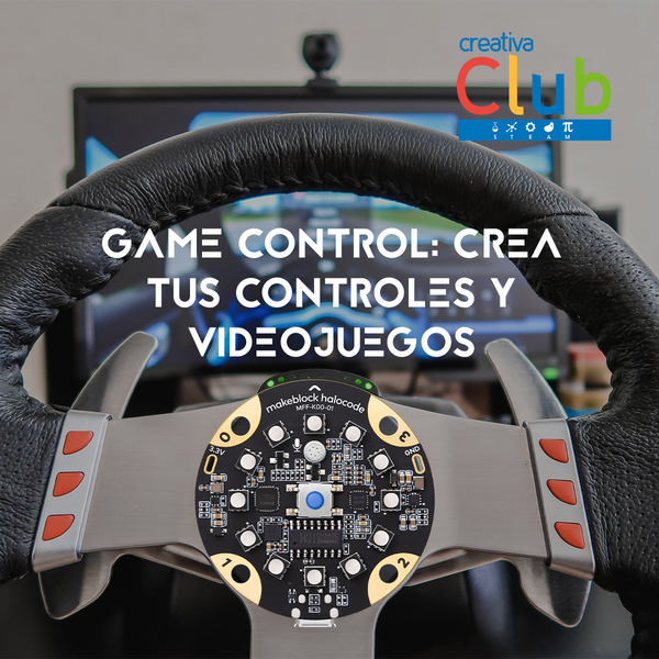 Creativa Club: Game Control